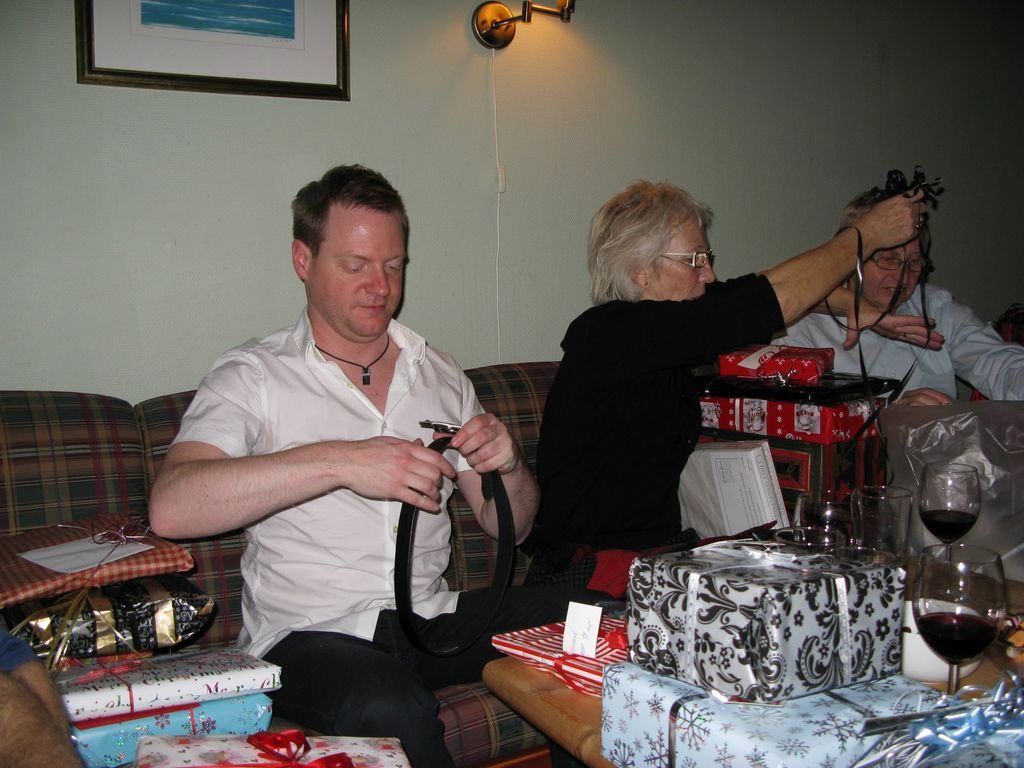 fars fede juleferie